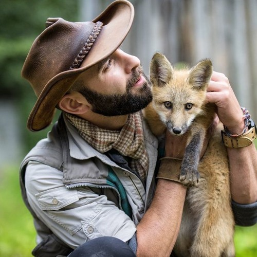 Coyote Peterson of Brave Wilderness