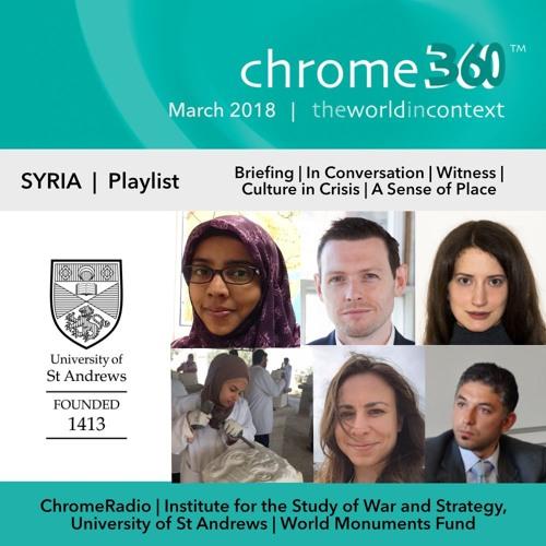 Chrome360 | SYRIA | March 2018
