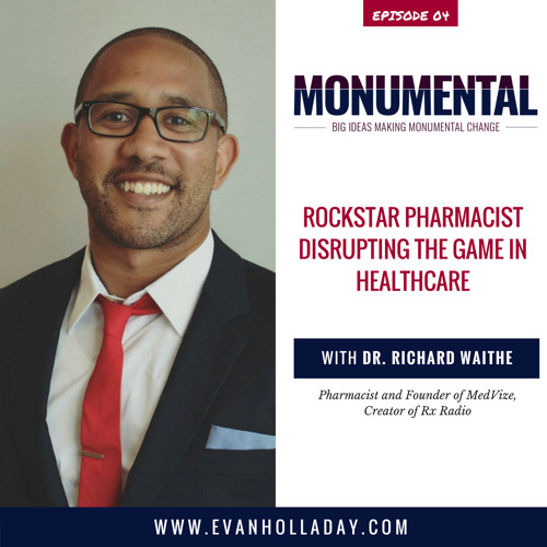 Rockstar Pharmacist Disrupting the Game In Healthcare with