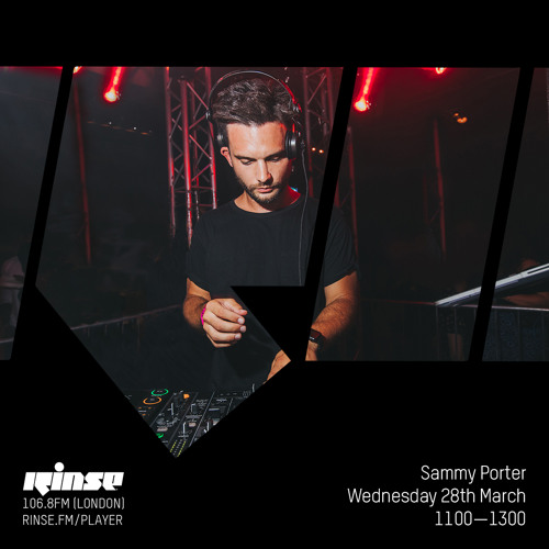 Sammy Porter - Wednesday 28th March 2018