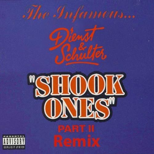 Mobb Deep - Shook Ones Pt II (Dienst&Schulter Remix)
