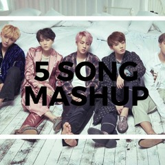 BTS (방탄소년단)  - Save Me/Spring Day/Sea/Butterfly/Fire MASHUP (feat.Lee Hyun)