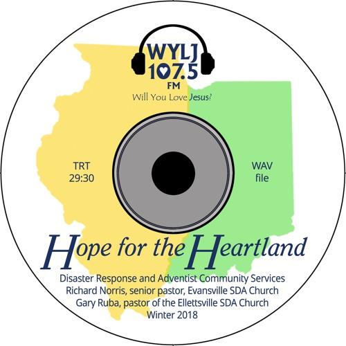 Hope for the Heartland - Disaster Response Program