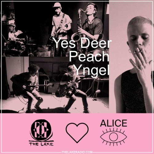 The Lake ❤️ Alice: Yngel // PEACH // Yes Deer