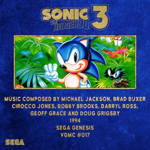 Title Screen Sonic The Hedgehog 3 1994 By Video Game Music Compendium On Soundcloud Hear The World S Sounds