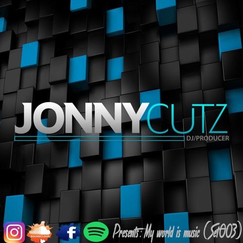 DJ Jonny Cutz-My World Is Music (SET003)FreeClicBuy