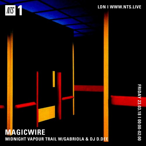 Gabriola & DJ D.DEE ~ Midnight Vapour Trail Ep.29