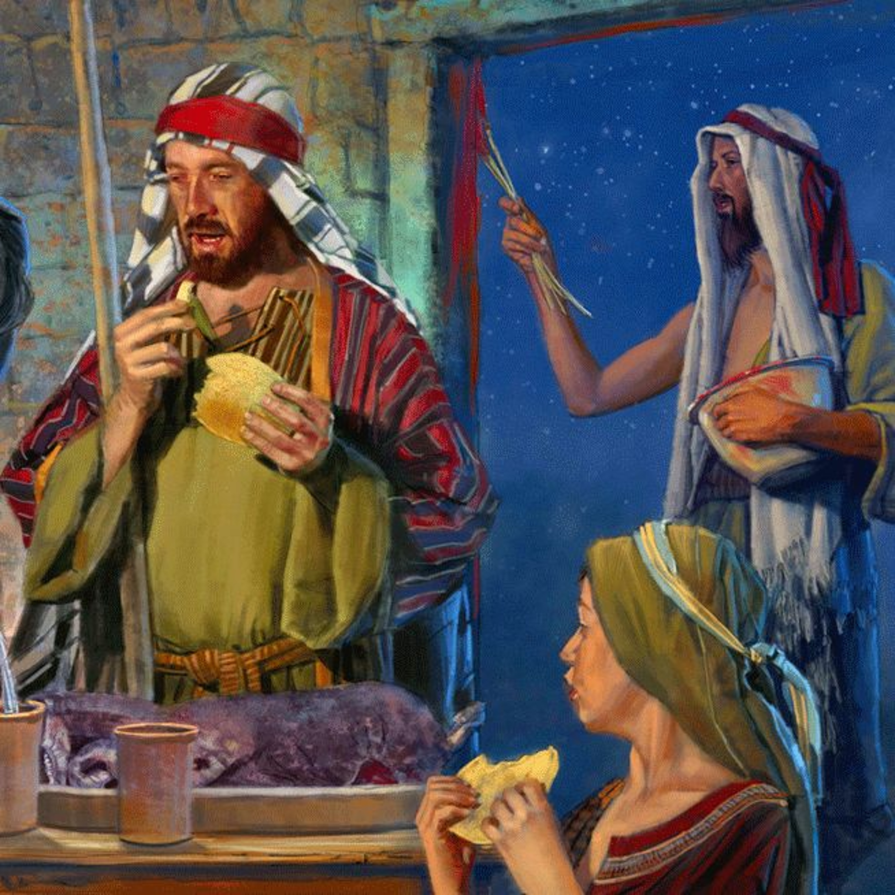 Were Nephite Prophets Familiar with...