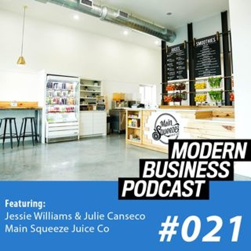 021: National Nutrition Month: With Julie Canseco & Jessie Williams of Main Squeeze Juice Co.
