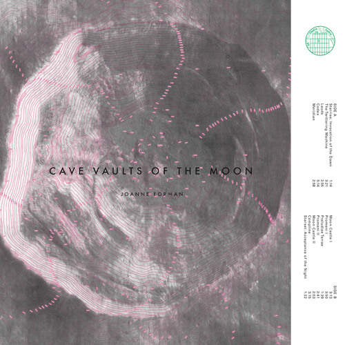 Joanne Forman - Cave Vaults of the Moon (08SC)