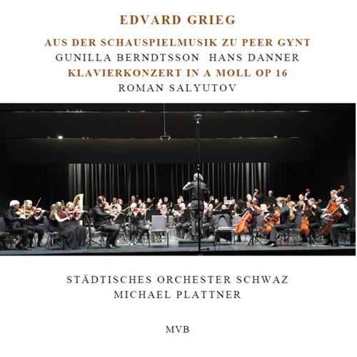 Orchester Schwaz - Grieg Klavierkonzert