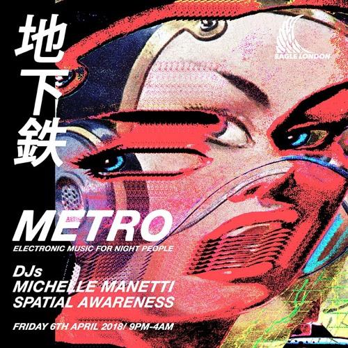 Metro - Spatial Awareness Minimix