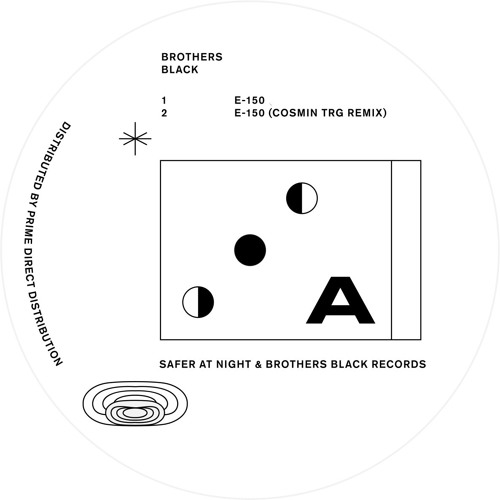 Premiere: Brothers Black - E-150 (Cosmin TRG Remix)