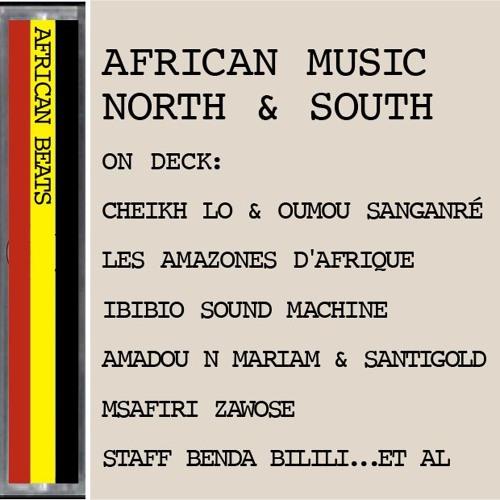 AFRICAN BEATS TODAY: Songhoy, Santigold, Amadou, Diblo & Loketo...