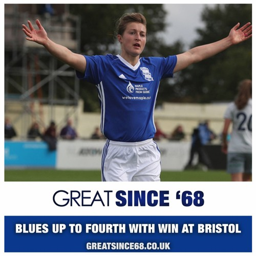 GS68: Blues Up To Fourth With Win At Bristol - Episode 25