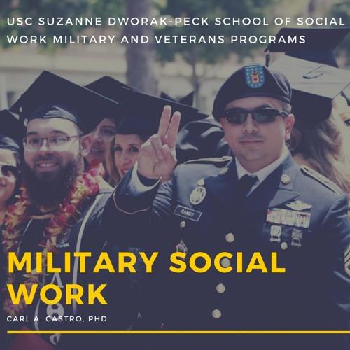 Professor Carl Castro discusses value of military social work