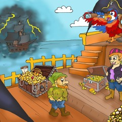 Children's audiobook - Captain Pointybeaks Adventures - story 1 - 3