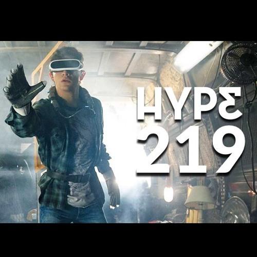 Podcast ep  219: Ready Player One, Spielberg vs Netflix, el final