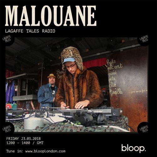 Lagaffe Tales Radio Show w/ Malouane 24.03.18