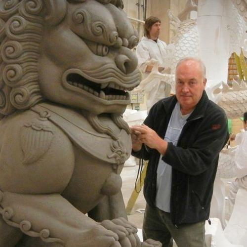 Movie Sculptor Brian Muir | Podcast 63 (3-30-18)