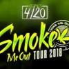 Smoke Me Out Tour! Mix Legado 7 El De La Guitarra Arsenal Efectivo Los Hijos De Garcia