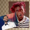 drake and lil uzi vert have a fist fight on the side of the street