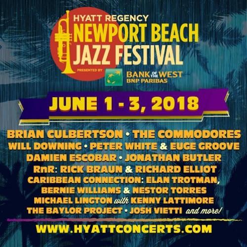 Newport Beach Jazz Festival 2018