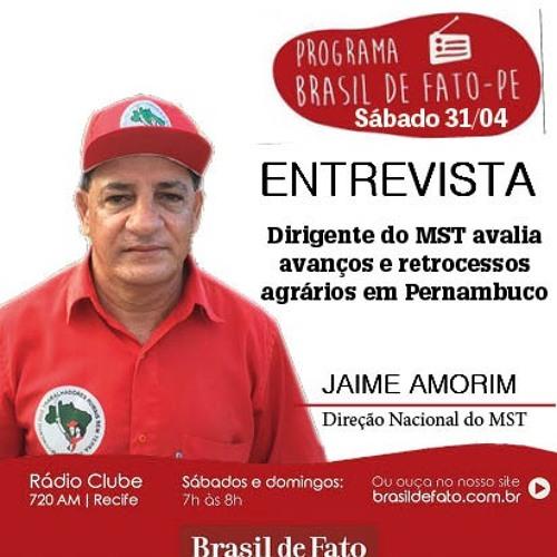 Ouça O Programa Brasil De Fato - Edição Pernambuco - 31/03/18