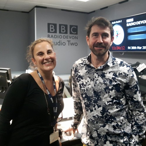 SPACE WORKS INTERVIEW BBC RADIO DEVON 30 MARCH 2018