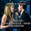 Amaia & Alfred - Tu Canción - Electronic Remix (Eurovision Song Contest 2018)
