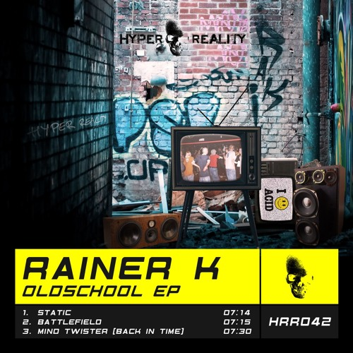HRR042 Rainer K - Oldschool EP OUT NOW!!!