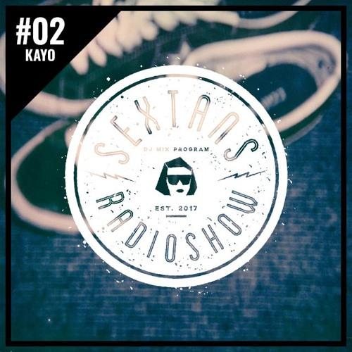 SEXTANS RADIO SHOW #02 KAYO