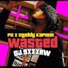 Muddy Kapone P2TheGoldMa$k - GTA Wasted [Hosted By.DJ SXXXRW]