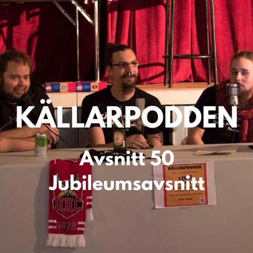 Avsnitt 50: Jubileumsavsnitt Live! (Klippt version)