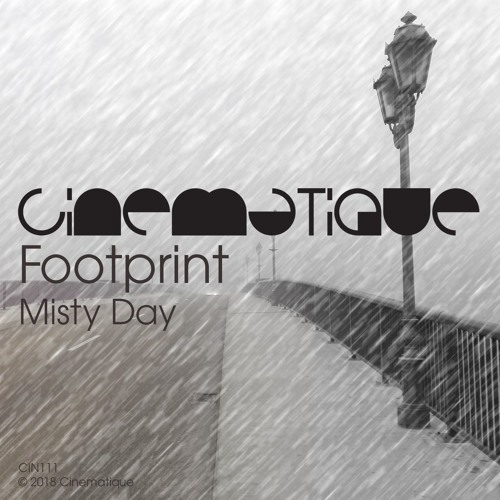 Footprint - Misty Day