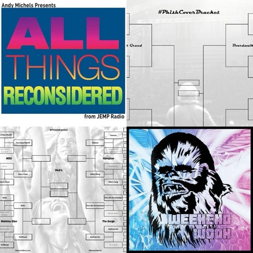 All Things Reconsidered LIVE 4/1/18 - Easter Fool's Day