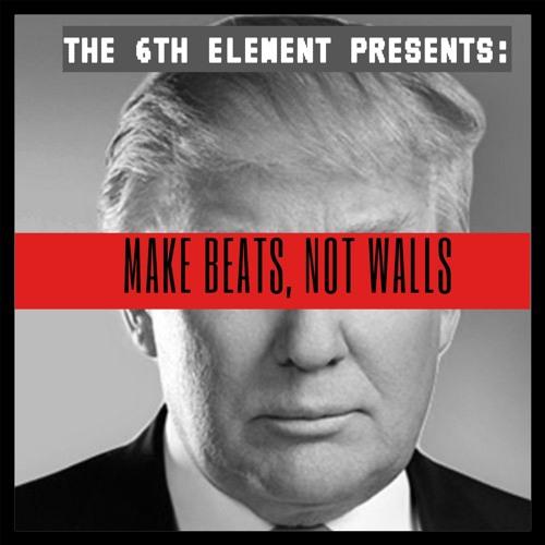 Make Beats, Not Walls - FREE BEAT TAPE