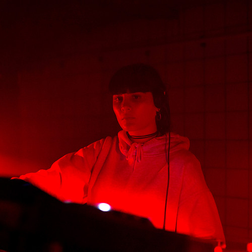 Silvia Kastel @ VERSION, OHM Berlin 9-3-2018