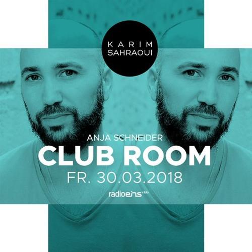 Anja Schneider's Club Room with Karim Sahraoui