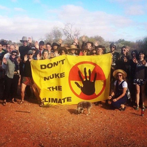 Radioactive Exposure Tour 2018 with Friends of the Earth and ICAN Australia