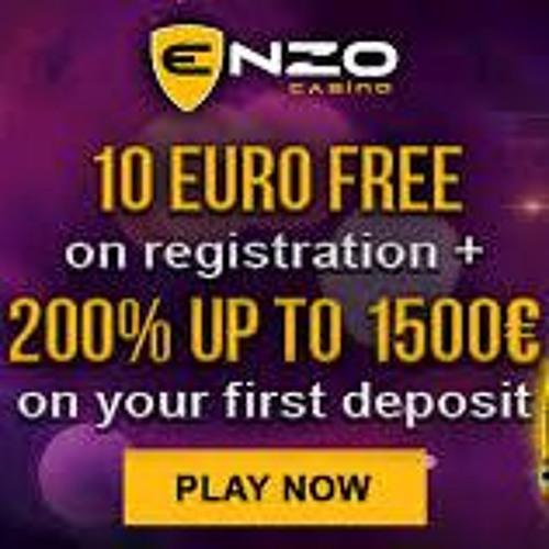 Enzo Casino - godere di molti gioco in tutti i dispositivi