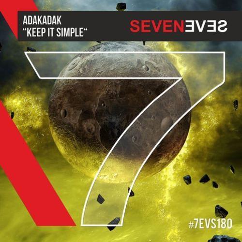 Adakadak - Keep It Simple (7EVS180)(Bass House)