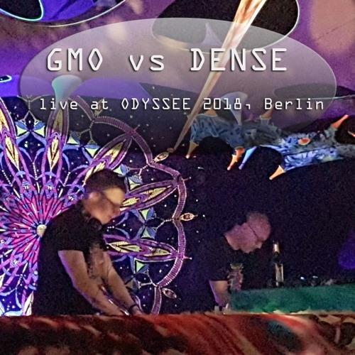 GMO vs DENSE - live at Odyssee 2018, Berlin