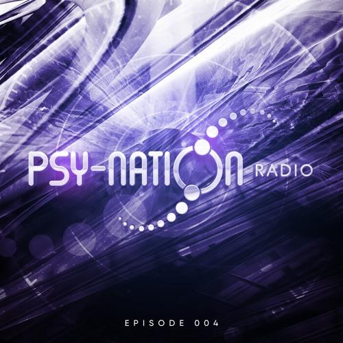 Psy-Nation Radio #004 - Ace Ventura & Liquid Soul + Perfect Stranger Mix