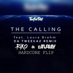 """TheFatRat - The Calling (Da Tweekaz Remix)(Riko & Turley Hardcore Flip)FREEDOWNLOAD"""",)"""
