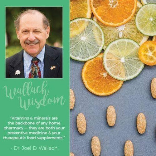 Dr. Joel Wallach's Dead Doctors Don't Lie Radio Show 30.03.18