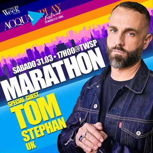 TOM STEPHAN:: Live at The Week Sao Paulo