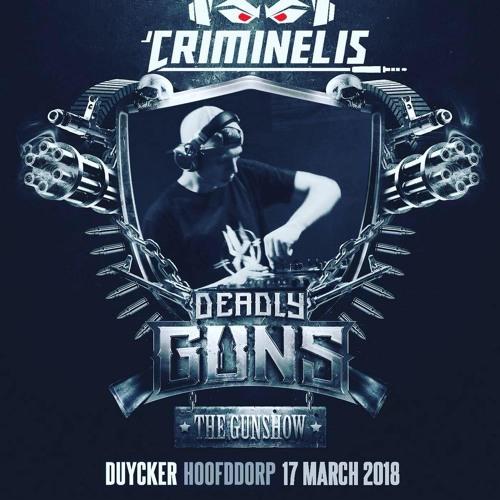 Criminelis @ Podium Duyker The Gun Show