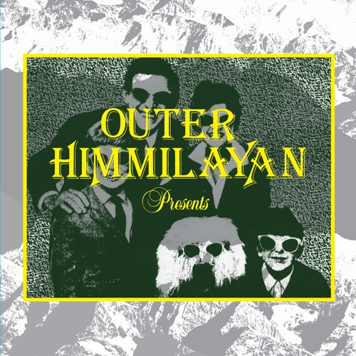 V/A - Outer Himmalayan Presents LP SNIPPETS