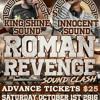 KING SHINE VS INNOCENT 2016 ROMANS REVENGE